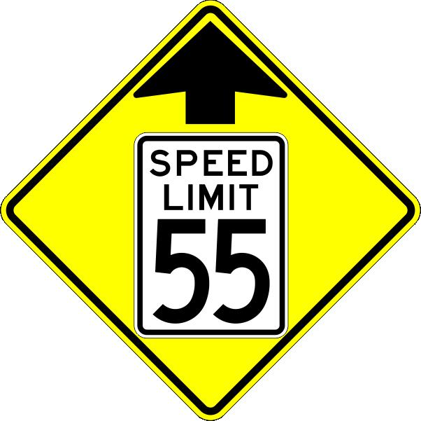 W3-5 Reduced Speed Lim...