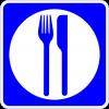 D9-8 Food Sign