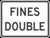 R2-6AP Fines Double Plaque