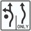 R3-8RB Roundabout Traffic Sign